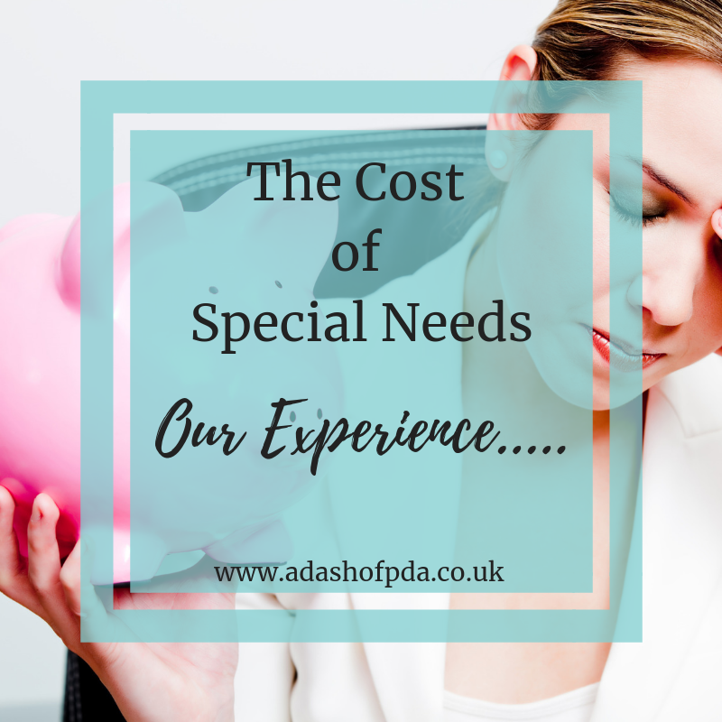 The Cost of Special Needs