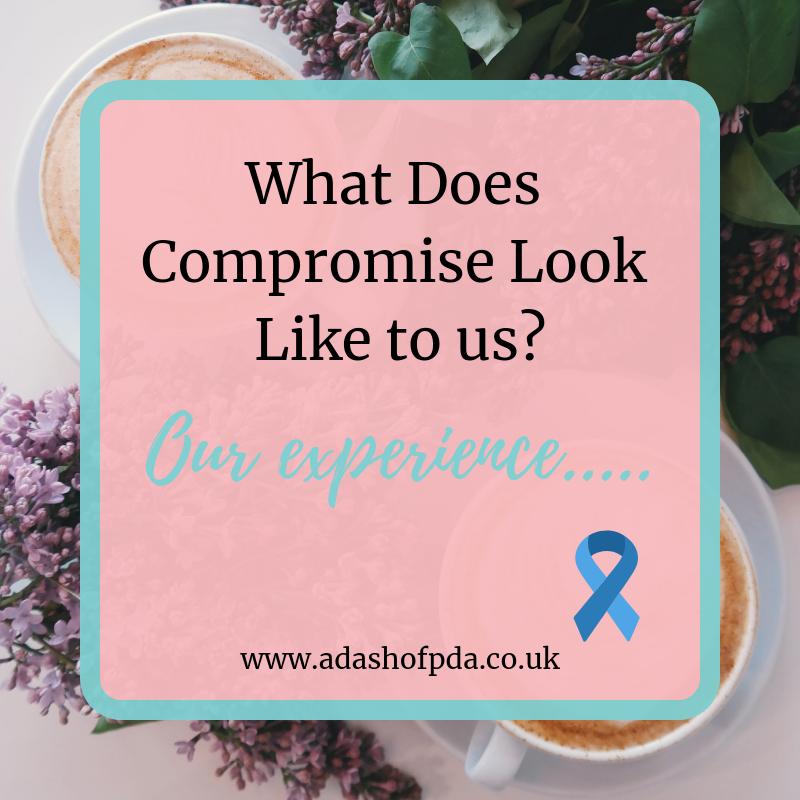 What does Compromise Look Like to Us?