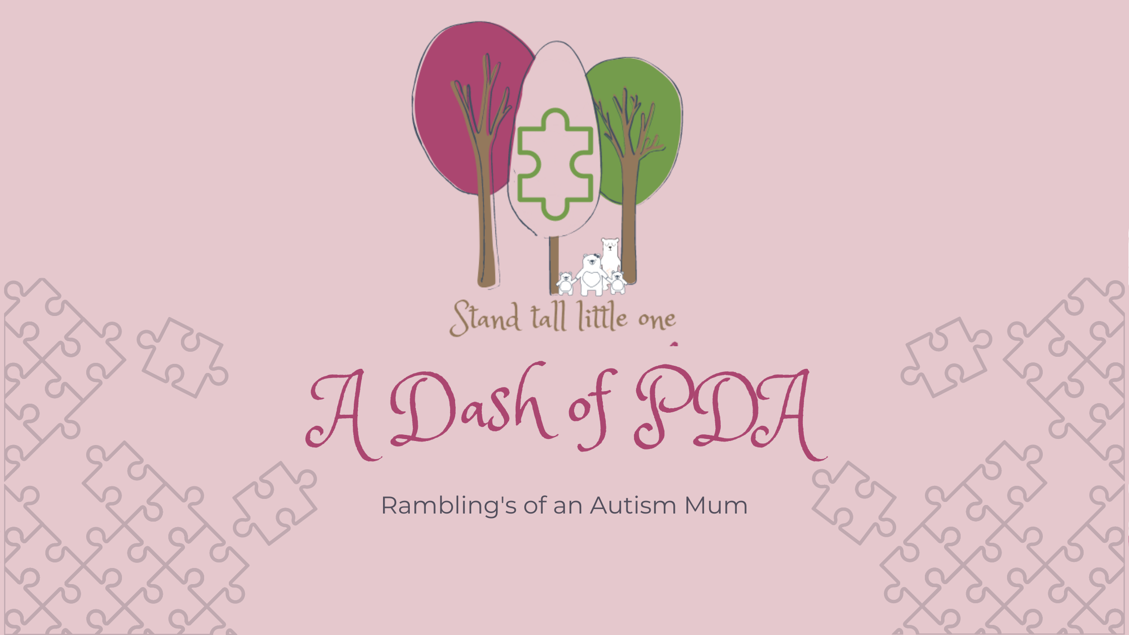 Ramblings of an Autism Mum