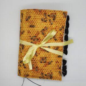 Yellow & Black Bee Junk Journal