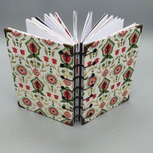 A6 Coptic Stitch Notebook